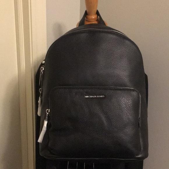 4f1d61e805a7 Charlie Kors Wythe Large black backpack